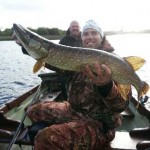 Guided Pike Fishing on Lough Erne