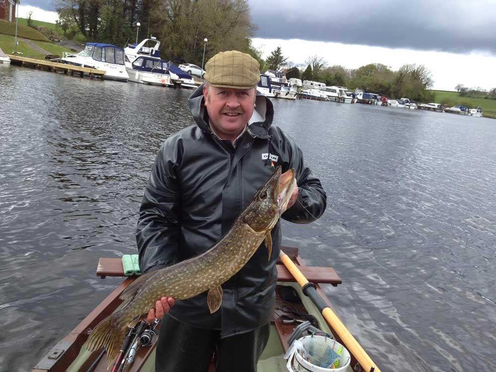 Guided pike fishing guided trout fishing fermanagh for Fishing in ireland